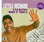 Little Richard - Talking  Bout Soul cd musicale di LITTLE RICHARD