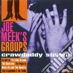 JOE MEEK GROUP:CRAWDADDY SIMONE           cd musicale di ARTISTI VARI
