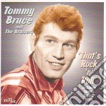THAT S R N R                              cd musicale di Tommy Bruce