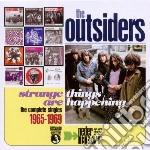 Outsiders - Strange Things Are Happening cd musicale di OUTSIDERS