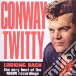 LOOKING BACK, VERY BEST                   cd musicale di TWITTY CONWAY