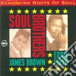 James Brown & Eddie Floyd - Rem-embering Roots Of So cd musicale di James /floyd Brown
