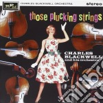 PLUCKING STRINGS cd musicale di Charles o Blackwell