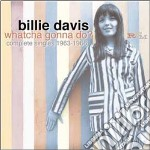 Davis, Billie - Whatcha Gonna Do cd musicale di Billie Davis