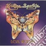 DEVIL WOMAN                               cd musicale di Kristine Sparkle