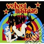 VELVET TINMINE - 20 JUNKSHOP GLAM RAVERS  cd musicale di Artisti Vari