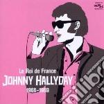 Hallyday, Johnny - Le Roi De France 1966-1969 cd musicale di Johnny Hallyday