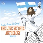 Love, from finland - the love records an cd musicale di Artisti Vari