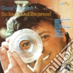 I'm back and i'm proud cd musicale di Gene Vincent