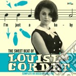 Sweet beat of... complete uk decca recor cd musicale di Louise Cordet