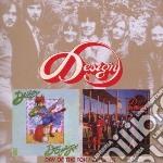Design - Day Of The Fox/in Flight cd musicale di Design