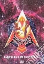 LOVE IN SPACE                             cd musicale di HAWKWIND