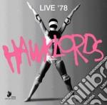 Hawklords - Live 1978 cd musicale di HAWKLORDS