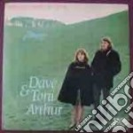 MORNING STANDS ON TIPTOE cd musicale di Dave & toni Arthur