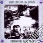 STRANGE TERRAIN                           cd musicale di JAN DUKES DE GREY