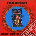 OVERDOG cd musicale di KEEF HARTLEY BAND