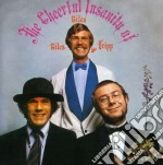 CHEERFUL INSANITY OF, THE cd musicale di Giles & fripp Giles