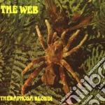 THERAPHOSA BLONDI cd musicale di The Web