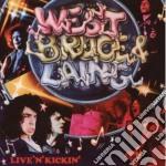 LIVE 'N' KICKIN' cd musicale di WEST BRUCE & LAING