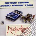 GO LIVE IN PARIS cd musicale di Stomu Yamashta