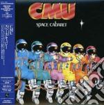 Cmu - Space Cabaret cd musicale di CMU