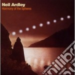 HARMONY OF THE SPHERES                    cd musicale di Neil Ardley