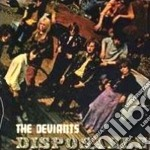 DISPOSABLE cd musicale di The Deviants