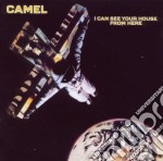 I CAN SEE YOUR HOUSE FROM HERE            cd musicale di CAMEL