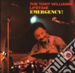 Tony Williams' Lifetime - Emergency! cd musicale di TONY WILLIAMS LIFETI