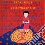 Jack Bruce - A Question Of Time cd musicale di Jack Bruce