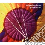 Tangerine Dream - Green Desert cd musicale di Tangerine Dream
