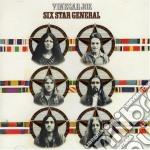 Vinegar Joe - Six Star General cd musicale di Joe Vinegar