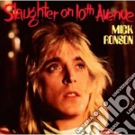 Mick Ronson - Slaughter On 10th Avenue cd musicale di Mick Ronson