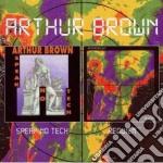 SPEAK NO TECH/REQUIEM                     cd musicale di Arthur Brown