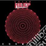 Equator - 25th anniversary cd musicale di URIAH HEEP