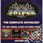 The complete anthology cd musicale di Spider