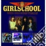 The bronze years cd musicale di Girlschool