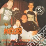 Meteors - Undead, Unfriendly & Uns cd musicale di METEORS