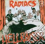 Radiacs - Hellraiser cd musicale di RADIACS