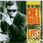 CD - BAKER, CHET - ON THE ROAD- LIVE INL.A. & BOSTON '54 cd musicale di Chet Baker