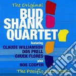 PACIFIC JAZZ YEARS                        cd musicale di BUD SHANK QUARTET