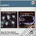 OUT OF THIS WORLD/PRISONERS IN PARADISE   cd musicale di EUROPE