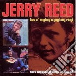 Jerry Reed - Hot A' Mighty cd musicale di Jerry Reed