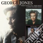 Glenn Jones - Who's Gonna Fill Their Shoes cd musicale di George Jones