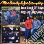 Bandy, Moe & Stample - Just Good Ol' Boys cd musicale di Moe & stample Bandy