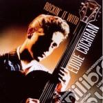 Eddie Cochran - Rockin' It With cd musicale di Eddie Cochran