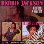Centipede/reaction cd musicale di Rebbie Jackson