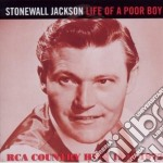 Life of a poor boy cd musicale di Stonewall Jackson