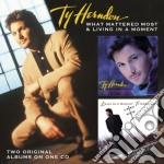 Ty Herndon - What Mattered Most cd musicale di Herndon Ty