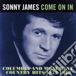 Come on in - columbia cd musicale di Sonny James